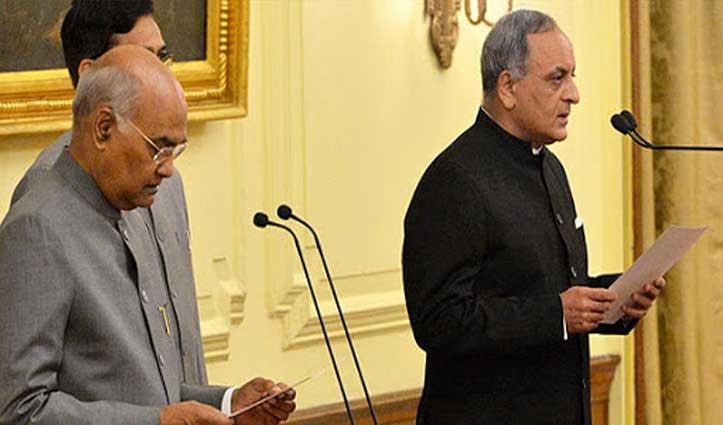 बिमल जुल्का नियुक्त किए गए मुख्य सूचना आयुक्त, सुधीर भार्गव के बाद संभाला पद