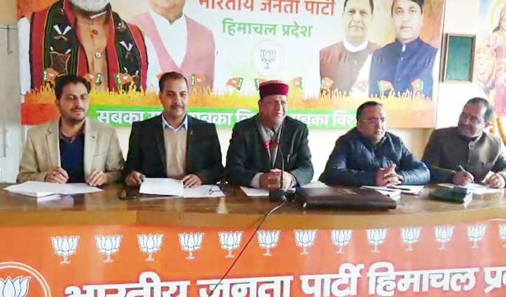 टीम बिंदल की पहली बैठक, BJP का एक साल का Road Map तैयार