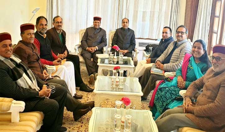 Breaking: हिमाचल से कौन जाएगा राज्यसभा, BJP चुनाव समिति की बैठक में हो रहा मंथन