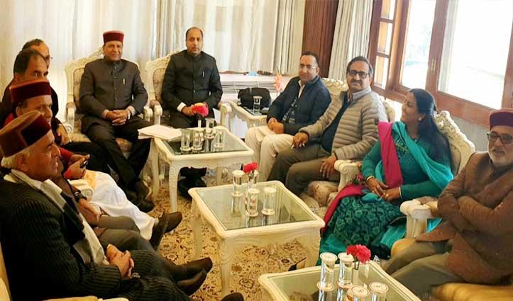 राज्यसभा प्रत्याशी को लेकर BJP का पैनल तैयार, अब हाईकमान के पाले में गेंद
