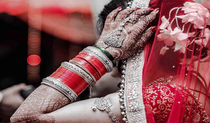 शादी के अगले ही दिन दुल्हन को लगी नशे की तलब, ससुराल में मचा दिया हंगामा