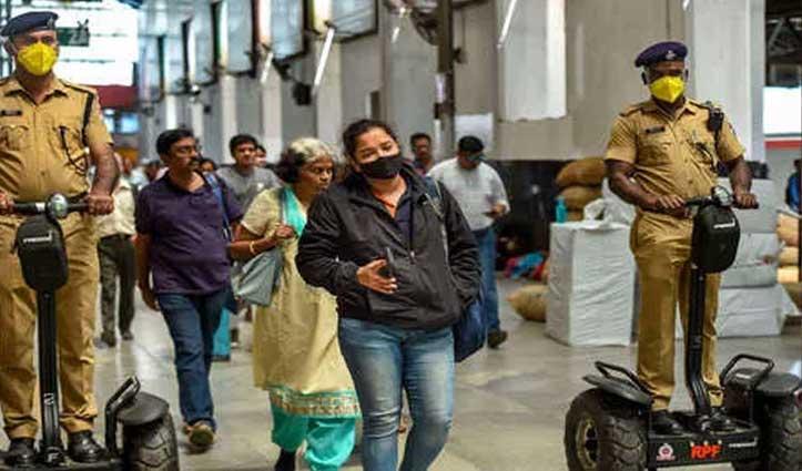 भारत में Coronavirus से संक्रमित लोगों की संख्या हुई 59, ये राज्य सबसे ज्यादा प्रभावित