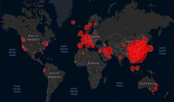 Coronavirus: 90 से अधिक देश, 1 लाख से ज्यादा संक्रमित लोग; जानें भारत से जुड़ा हर अपडेट