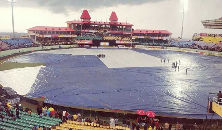 अब भारत- द. अफ्रीका के बीच होगा 20-20 ओवर का मैच, 6.30 बजे होगा निर्णय