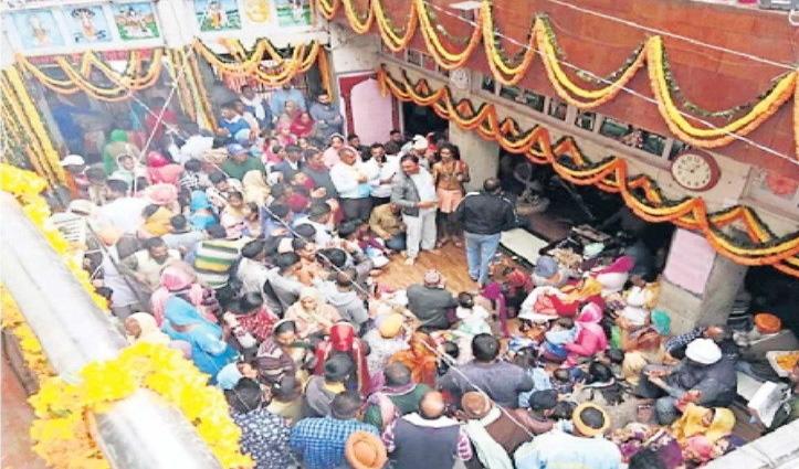 Breaking : दियोटसिद्ध में नहीं लगेंगे चैत्र मेले, दोपहर बाद बंद होंगे मंदिर के कपाट