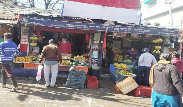 कर्फ्यू के दौरान मिली ढील के दौरान Himachal की Smart City कुछ ऐसी दिखी, देखें Photos