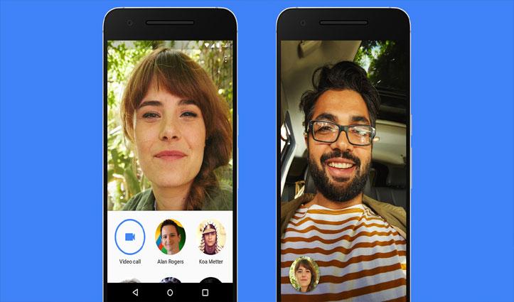 देशव्यापी Lockdown के बीच Google Duo ने दिया तोहफा, एक साथ 12 लोग करें वीडियो कॉलिंग