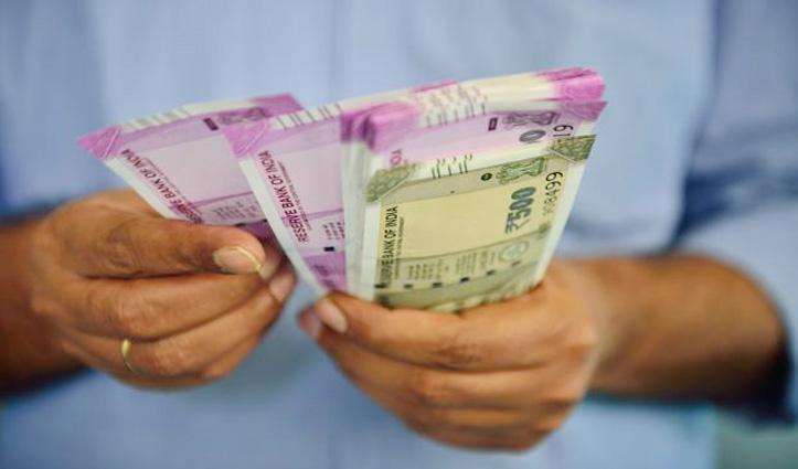शेयर मार्केट में आई मंदी से New pension scheme के कर्मचारियों को करोड़ों रुपए का नुकसान