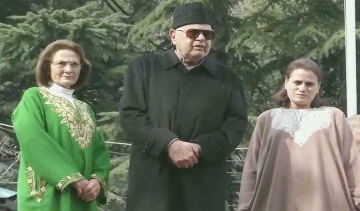 7 माह बाद आजाद हुए Farooq Abdullah बोले-मेरे पास कहने को शब्द नहीं