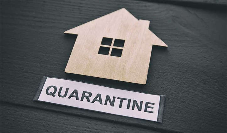 Home Quarantine पर रखे लोगों ने बढ़ाई प्रशासन की सिरदर्दी, नहीं कर रहे सहयोग