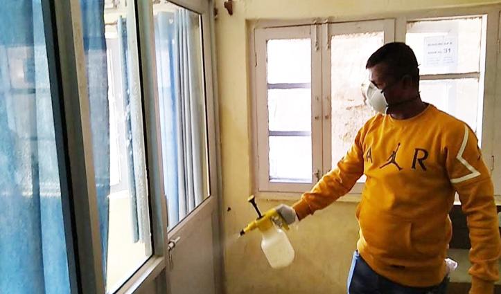 Coronavirus का खौफः सरकार ने सरकारी दफ्तरों के लिए दिए जरूरी निर्देश