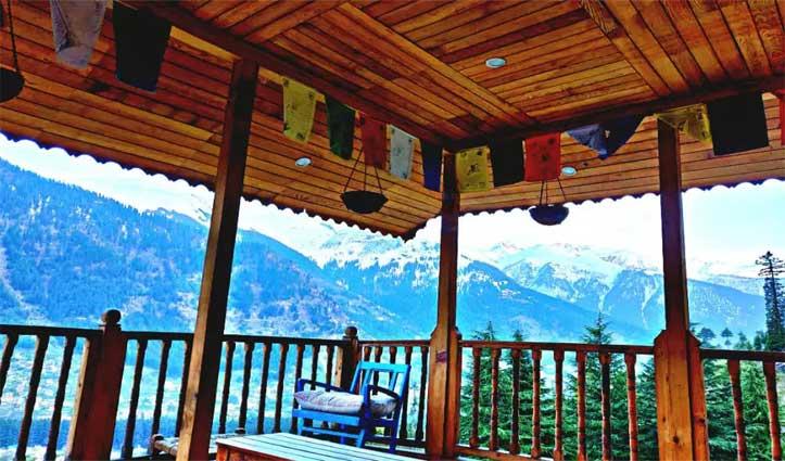 Coronavirus : हिमाचल के पर्यटक स्थल Chail में कल से सभी होटल-होम स्टे बंद