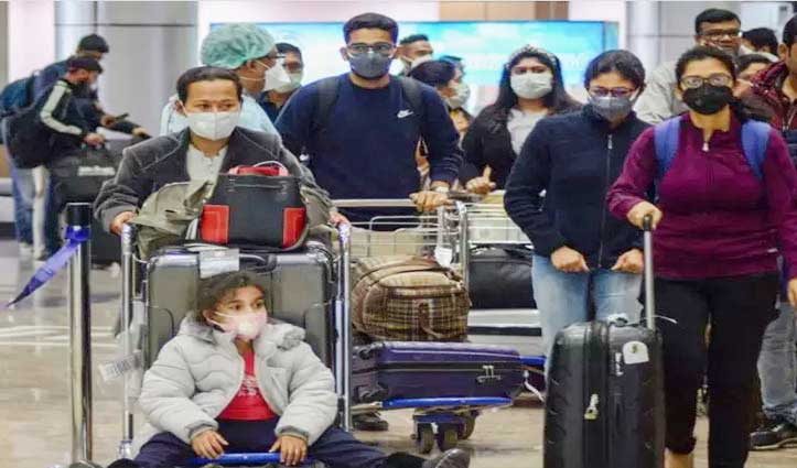 Coronavirus:हरियाणा सरकार ने सभी सरकारी कर्मचारियों के विदेश दौरे किए रद्द
