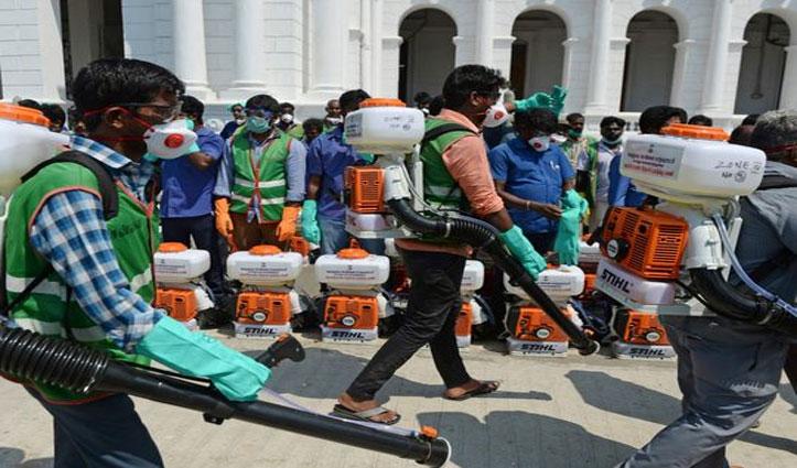 Coronavirus: भारत में एक और मौत, अब तक 605 कन्फर्म केस मिले