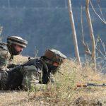 अवंतीपोरा में सुरक्षाबलों ने मार गिराया #Terrorist, मौके से हथियार व गोला बारूद बरामद
