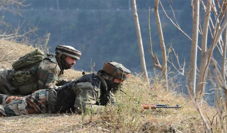 Jammu-Kashmir में सुबह-सवेरे पाक सेना ने तोड़ा सीजफायर, राजौरी-पुंछ जिले में Firing जारी