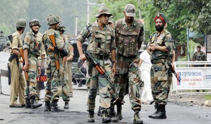 पुंछ में LoC पर पाक सेना ने दागे Mortar, एक जवान शहीद, 2 घायल