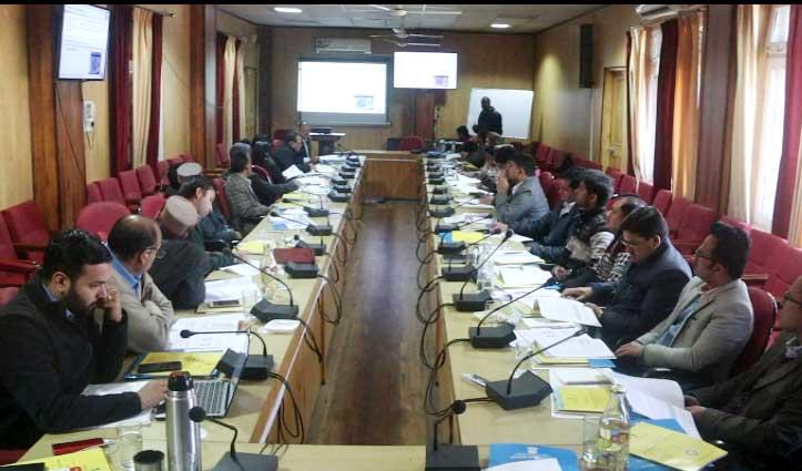 जनगणना 2021 के लिए Kullu जिला में कार्यशाला शुरू, अधिकारी-कर्मचारी होंगे प्रशिक्षित