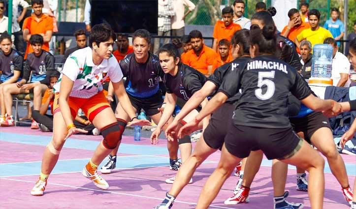 National Kabaddi Championship: सेना और हिमाचल प्रदेश ने जीता सिल्वर, इंडियन रेलवे को गोल्ड