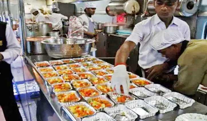 कोरोना वायरस पर रेलवे Alert: चाय, नाश्ता समेत खानपान की सभी सुविधाएं बंद