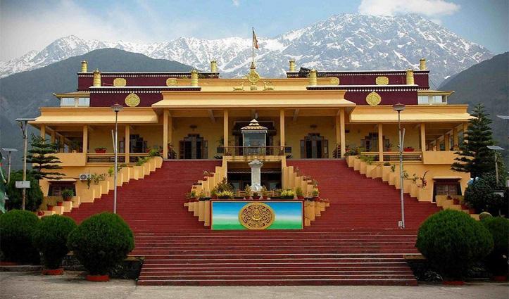 Coronavirus का खौफ : एक महीने के लिए बंद रहेगी Karmapa Monastery