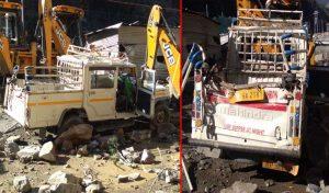 पहाड़ी से पत्थर गिरने से Himachal में दो लोगों की मौत,हरियाणा से भी है संबंध