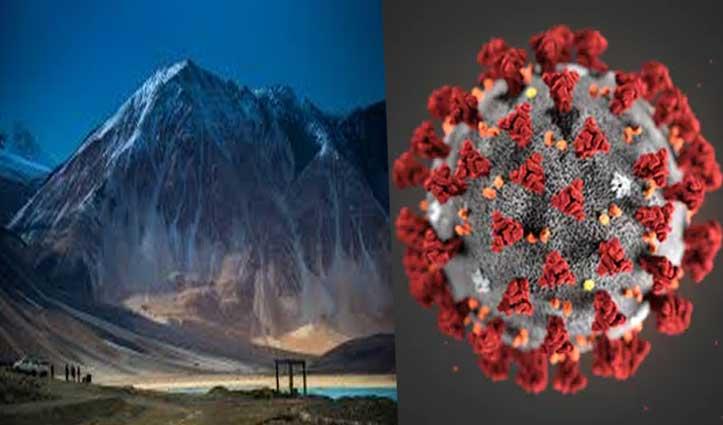 पंजाब के बाद लद्दाख पहुंचा Coronavirus, देश में संक्रमित लोगों की संख्या बढ़ी