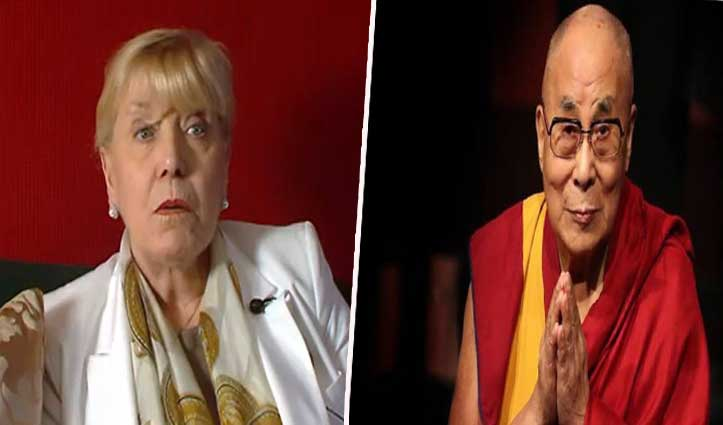 Peace activist Betty Williams dies aged 76,The Dalai Lama express his condolences