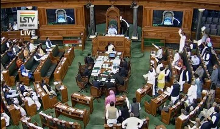 संसद में दिल्ली हिंसा पर भिड़े कांग्रेस और BJP, उठी शाह के इस्तीफे की मांग