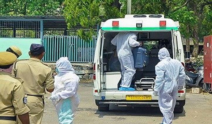Coronavirus से महाराष्ट्र में एक और मौत, 324 पहुंचा मरीजों का आंकड़ा