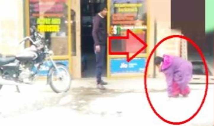 पांगी में युवक ने सरेआम पीटी महिला, SP ने कार्रवाई के दिए आदेश