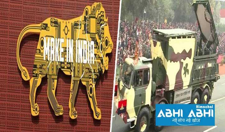 Make in India' के तहत बनाए गए 290 करोड़ के हथियार बेचेगा भारत, तय हुआ सौदा