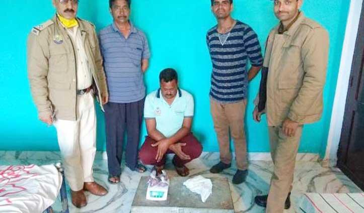 Mandi में 2.224 किलो चरस के साथ एक धरा, Kangra के डमटाल में कैप्सूल बरामद