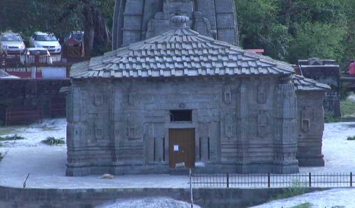 Coronavirus का खौफः छोटी काशी में चार मंदिरों के कपाट किए बंद