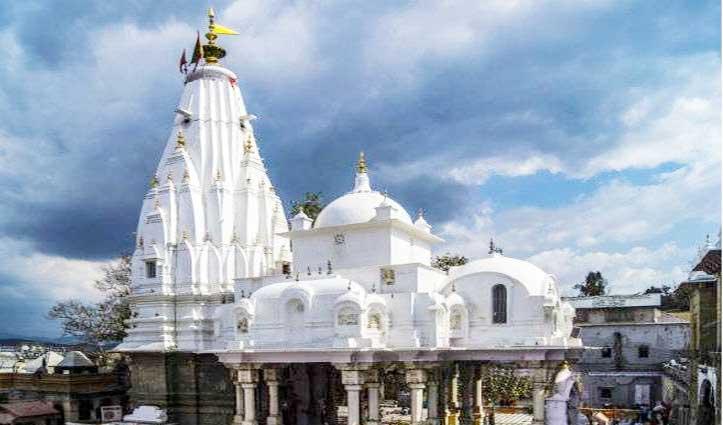 चांदी से सजाया जाएगा Mata Bajreshwari Devi के मंदिर का गर्भ गृह, परिसर में लगेंगे फव्वारे