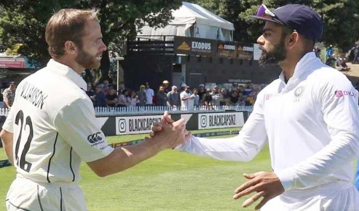 क्राइस्ट चर्च टेस्टः न्यूजीलैंड ने India को  हराकर 2-0 से जीती टेस्ट सीरीज