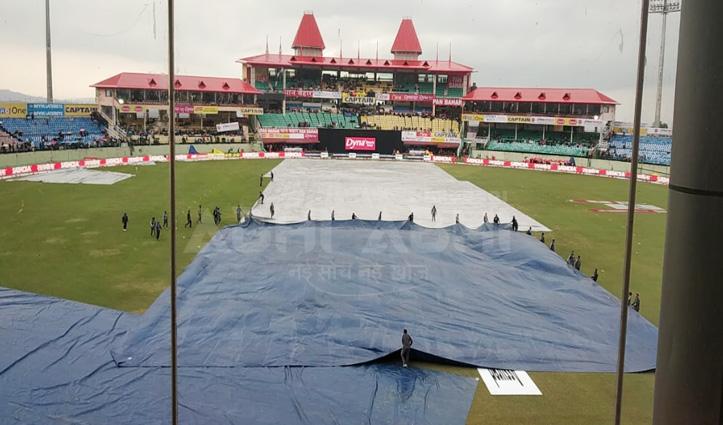 अब भारत- द. अफ्रीका के बीच होगा 20-20, मैच 6.30 बजे होगा शुरू