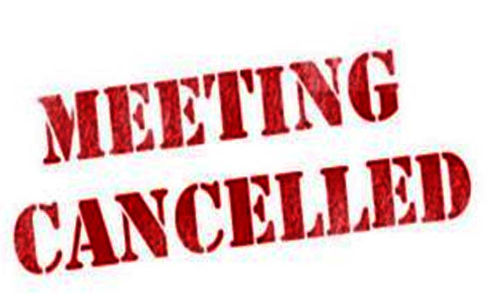 हिमाचल Congress की 13 को होने वाली बैठक रद्द, कल जुटेंगे ब्लॉक अध्यक्ष