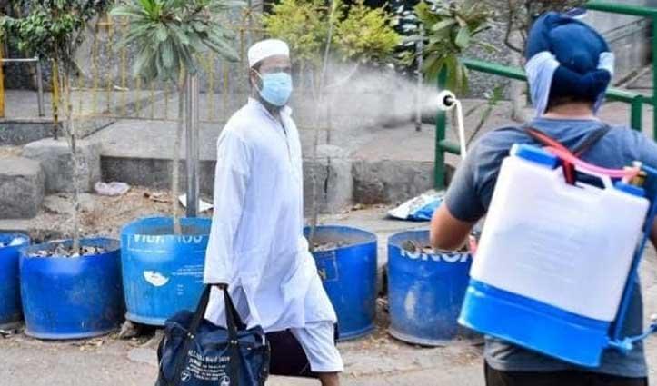 महाराष्ट्र के अहमदनगर में मरकज Part-2, मस्जिदों से निकले विदेशी; अस्पताल पहुंचाया