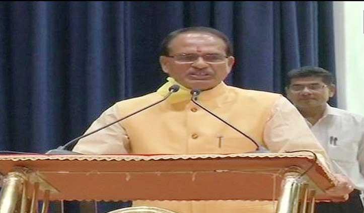बड़ी खबर: शिवराज चौहान ने ली शपथ, चौथी बार बने MP के CM