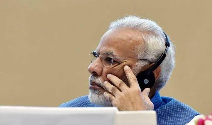 PM मोदी मिला रहे कोरोना वॉरियर्स को फोन, बातचीत में Nurse ने बताया भगवान
