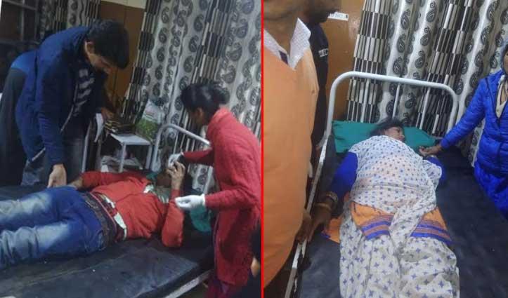 Breaking: सिरमौर में HRTC की बस लुढ़की, 17 पहुंचे अस्पताल- दो Nahan रेफर