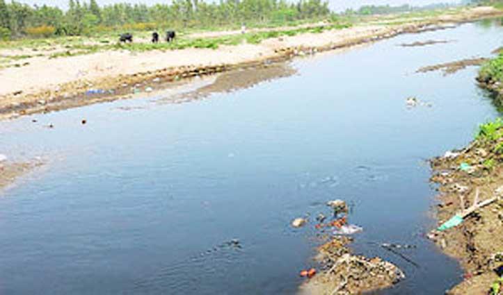 Markanda River को साफ करेंगे सात पंचायतों के हजारों लोग