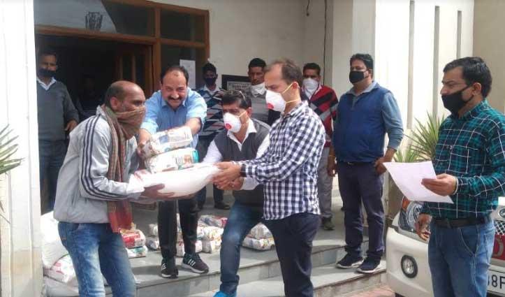 Nurpur: प्रशासन ने अब तक 226 गरीब परिवारों की मदद के लिए बढ़ाए हाथ