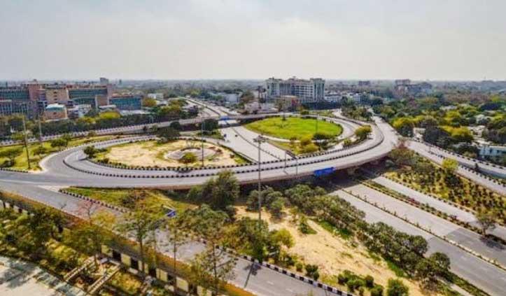दिल्ली-हरियाणा और चंडीगढ़ में लॉकडाउन, 31 मार्च तक रहेगा जारी