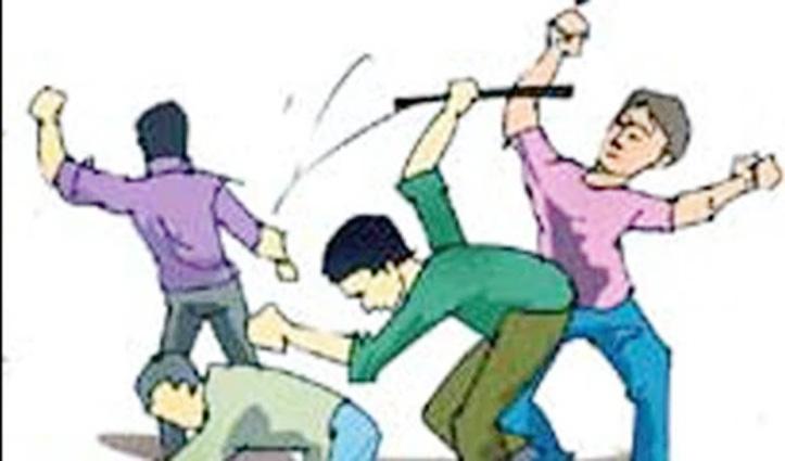 #HP_Crime: बंगाणा में पिता और उसके तीन बेटों ने रास्ता रोक कर पीट डाला युवक, गंभीर घायल