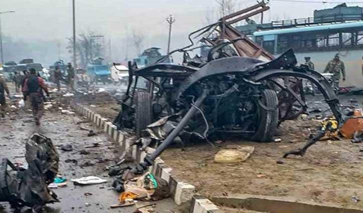 Pulwama Attack: एनआईए ने दो और आरोपियों को किया गिरफ्तार