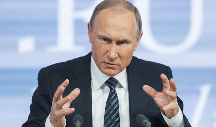 पुतिन ने किया दावा: 2-3 महीने में कोरोनामुक्त हो जाएगा Russia