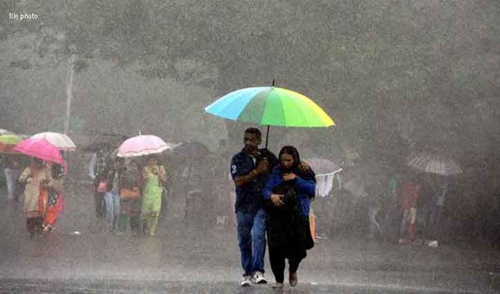 Himachal Weather : दो दिन होगी भारी बारिश, मौसम विभाग ने जारी किया अलर्ट