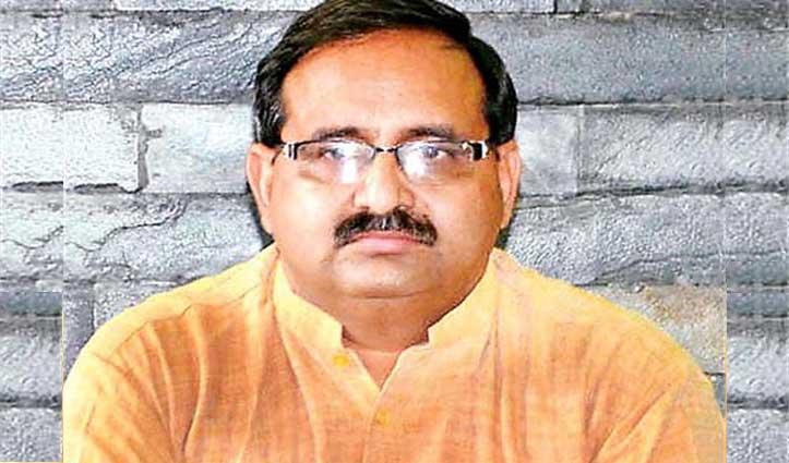 BJP ने प्रकोष्ठों और मोर्चों के प्रभारी किए नियुक्त, रणधीर शर्मा का कद बढ़ा
